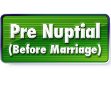 Before Marriage - prenup